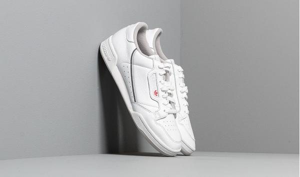 adidas Continental 80 Ftw White/ Grey Five/ Grey One