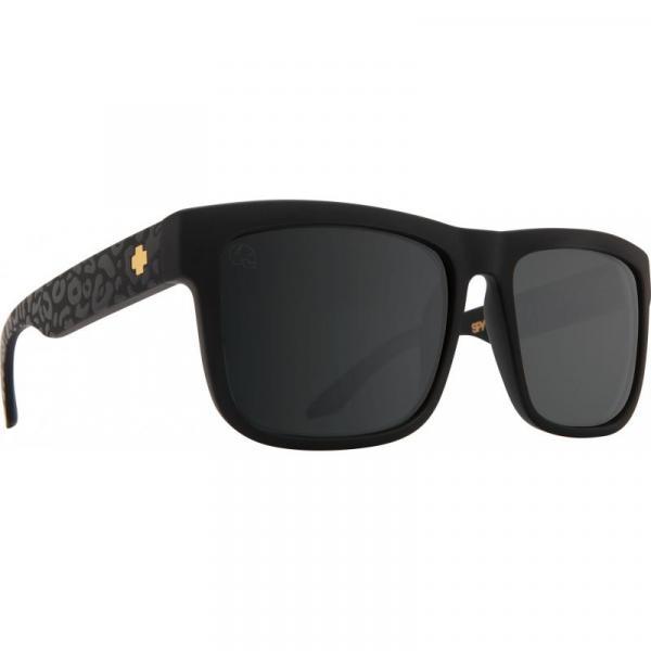 BRÝLE SPY Discord Matte Black Leopard - černá
