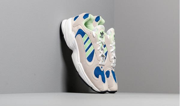 adidas Yung-1 Ftw White/ Glow Green/ Core Royal