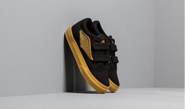 Vans x Harry Potter Old Skool V Golden Snitch/ Black