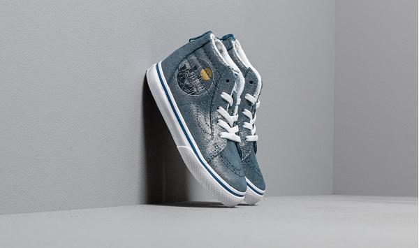Vans x Harry Potter SK8-Hi Zip Hogwarts/ Metalic