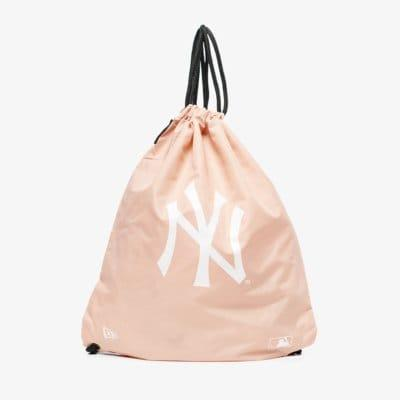 New Era Vak Mlb Gym Sack Nyy New York Yankees Bsk Růžová EUR ONE SIZE