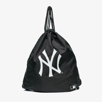 New Era Vak Mlb Gym Sack Nyy Blk New York Yankees Blk Multicolor EUR ONE SIZE