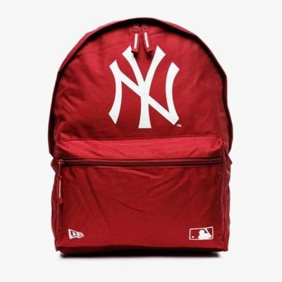 New Era Pack Nyy Cardinal New York Yankees Bordová EUR ONE SIZE