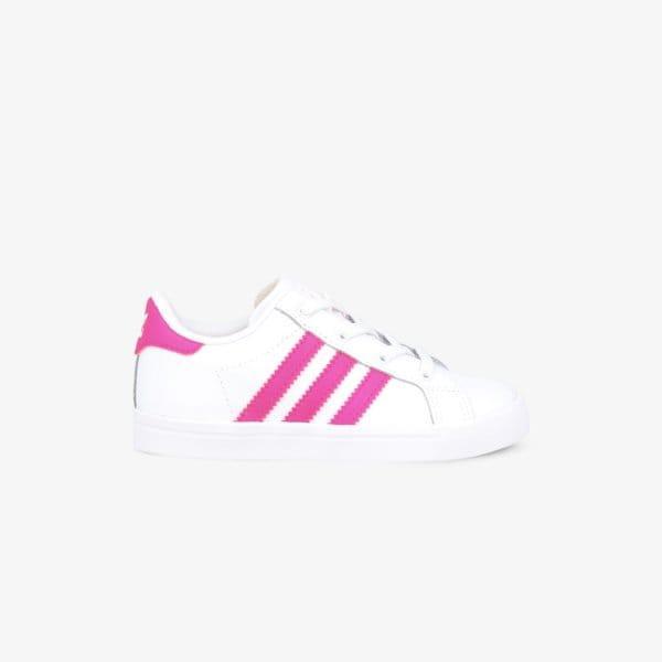 Adidas Coast Star El I Bílá EUR 21