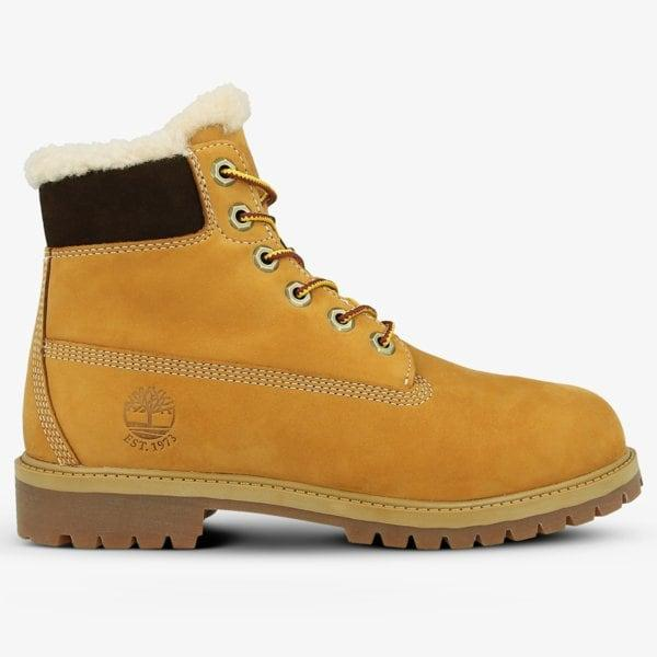Timberland 6 In Prm Wp Shearling Lined Žlutá EUR 5,5Y