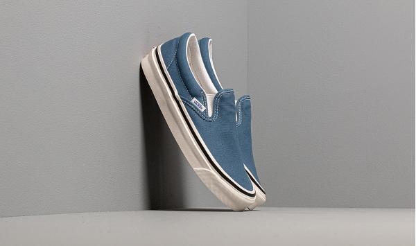Vans Classic Slip-On 9 Denim BLue