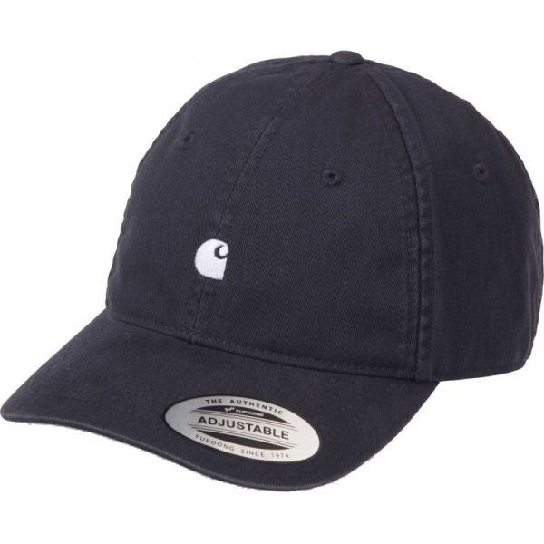 KŠILTOVKA CARHARTT Madison Logo - černá