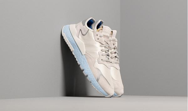 adidas Nite Jogger W Off White/ Off White/ Glow Blue