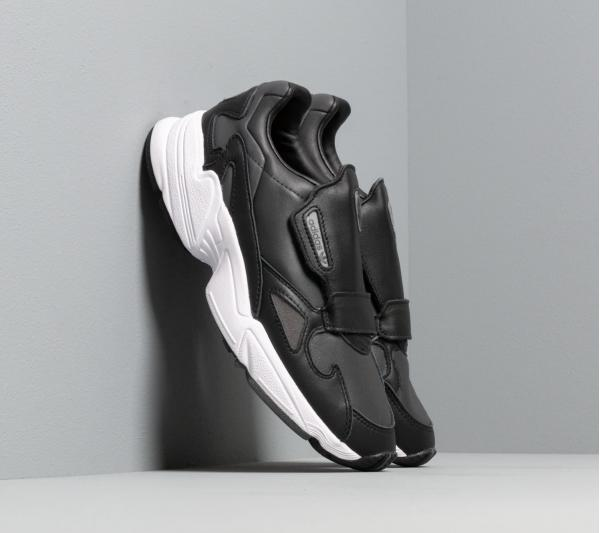 adidas Falcon Rx W Core Black/ Carbon/ Grey Six
