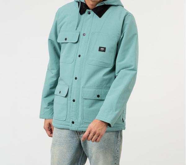 Vans Drill Chore Coat Oil Blue
