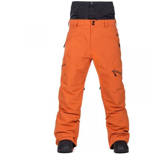 KALHOTY SNB HORSEFEATHERS RIDGE - oranžová