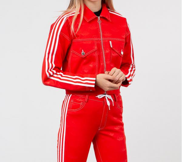 adidas x Fiorucci Tracktop Red