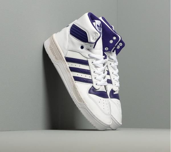 adidas Rivalry Ftw White/ Core Purple/ Grey One