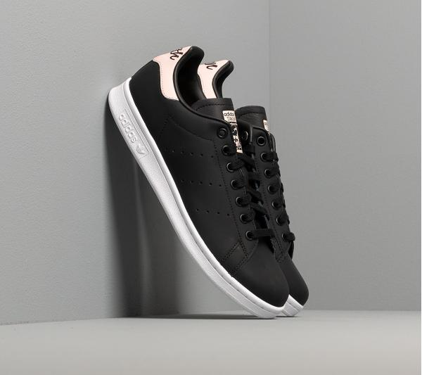 adidas Stan Smith W Core Black/ Ice Pink/ Ftw White