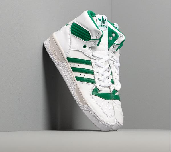 adidas Rivalry Ftw White/ Bright Green/ Grey One