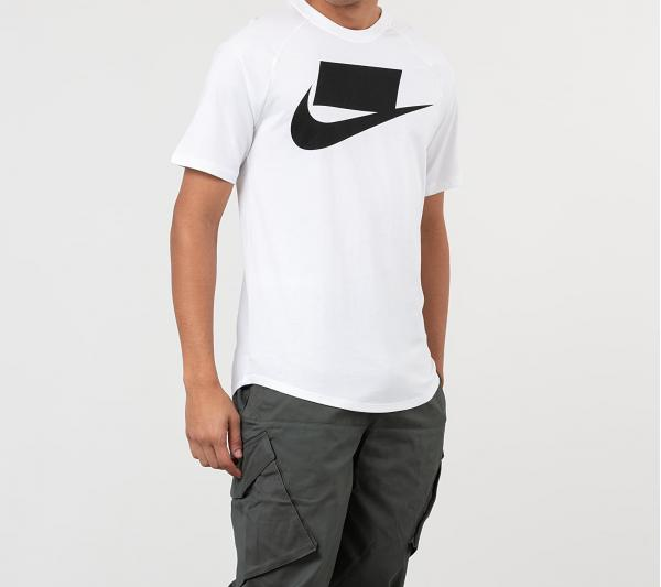 Nike Sportswear Tee White/ Black