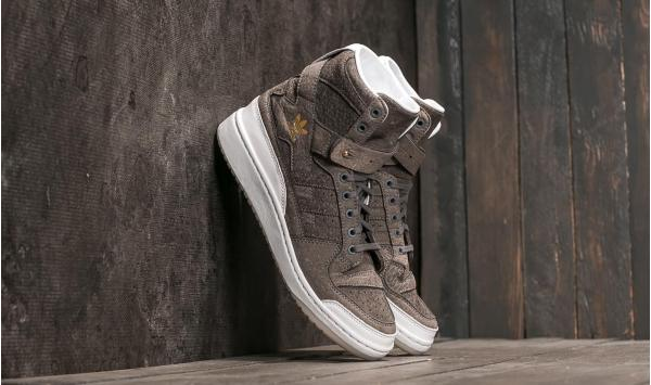 "adidas Forum Hi ""Crafted Pack"" Supplier Colour/ Ftw White/ Gold Metallic"