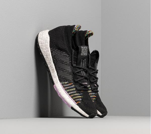 adidas PulseBOOST HD LTD w Core Black/ Core Black/ Clear Lilen