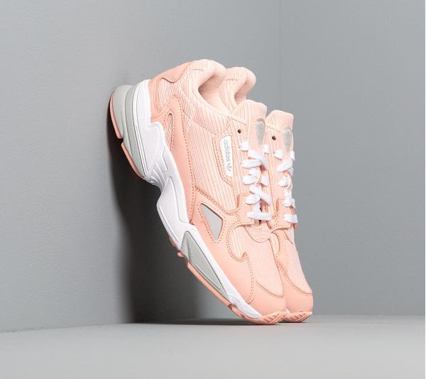 adidas Falcon W Glow Pink/ Grey Two/ Ftw White