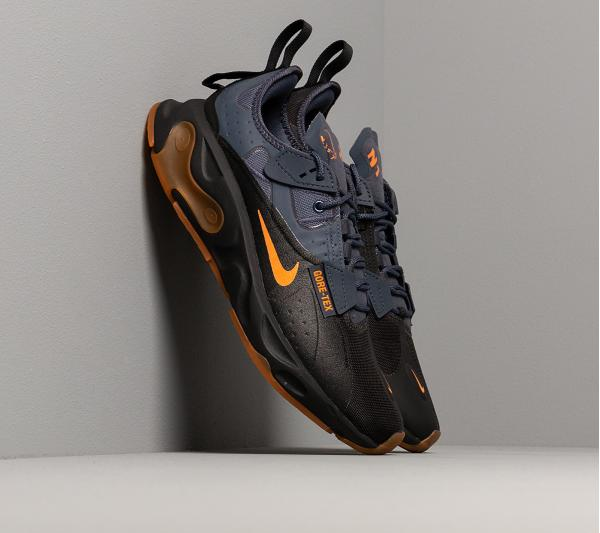 Nike React-Type GTX Black/ Bright Ceramic-Thunder Grey