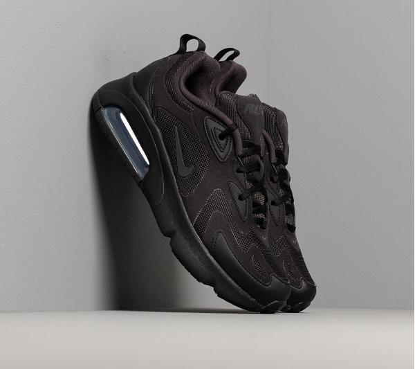 Nike Air Max 200 (GS) Black/ Anthracite