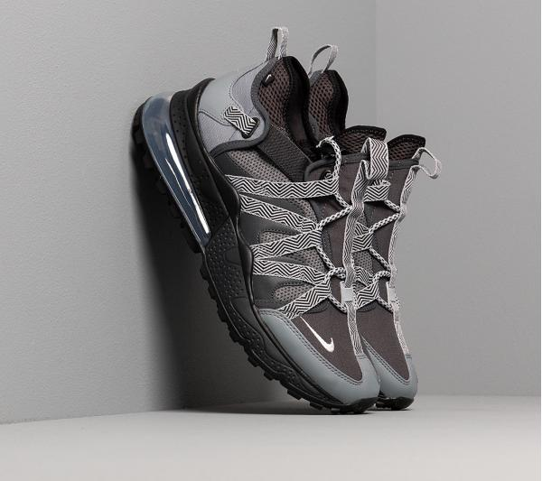 Nike Air Max 270 Bowfin Anthracite/ Metallic Silver-Cool Grey