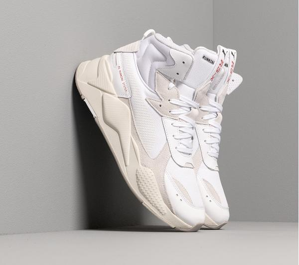 Puma RS-X Midtop Binary code Puma White