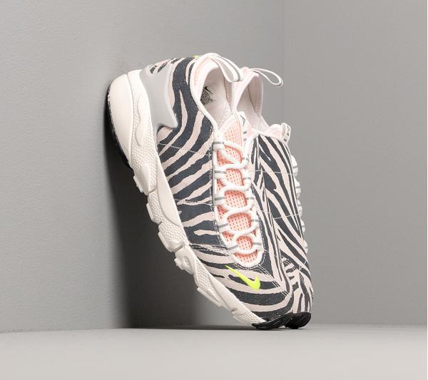 Nike x Olivia Kim W Air Footscape Nxn Summit White/ Volt-Bleached Coral-Black