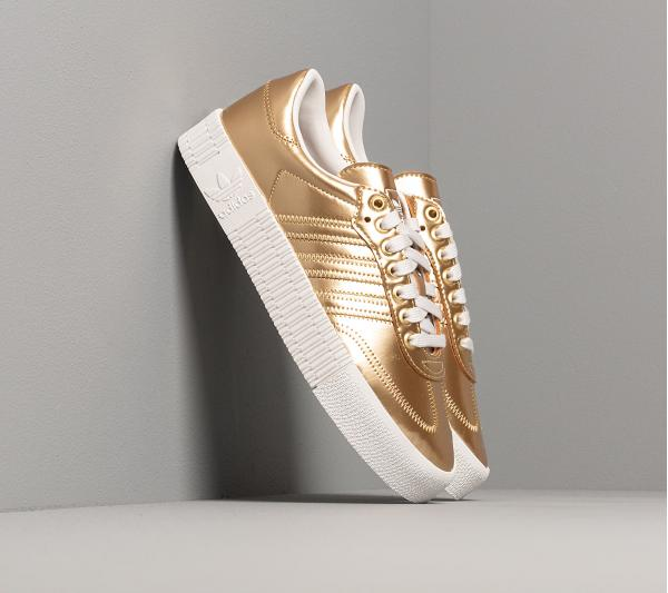 adidas Sambarose W Gold Metalic/ Gold Metalic/ Crystal White