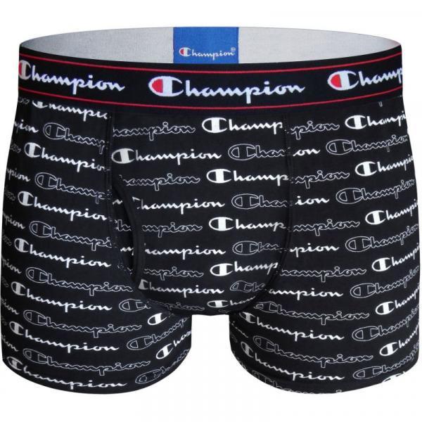 TRENKY CHAMPION Boxer Rochester - černá