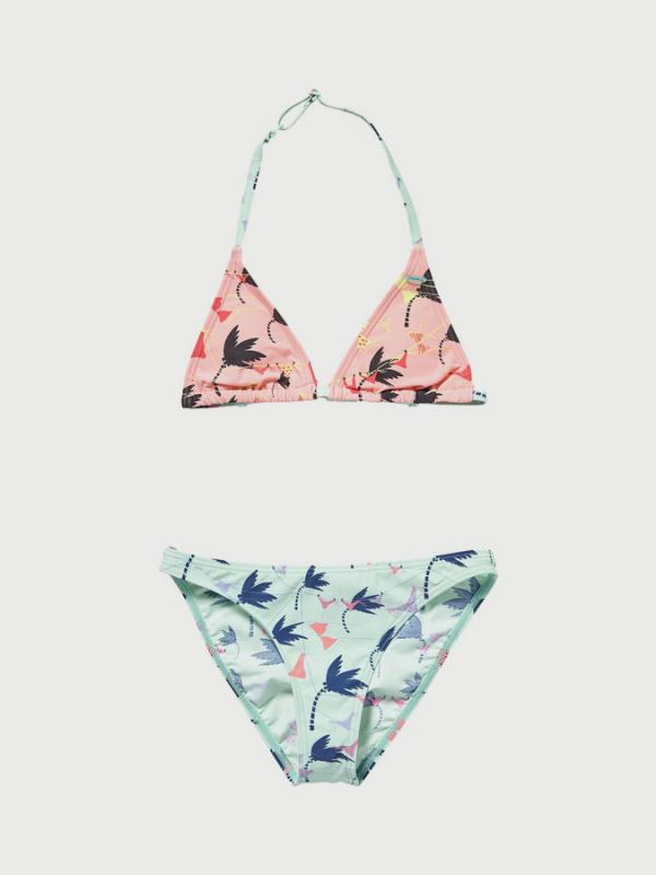 Bikiny O´Neill Pg Oceano Triangle Bikini Barevná