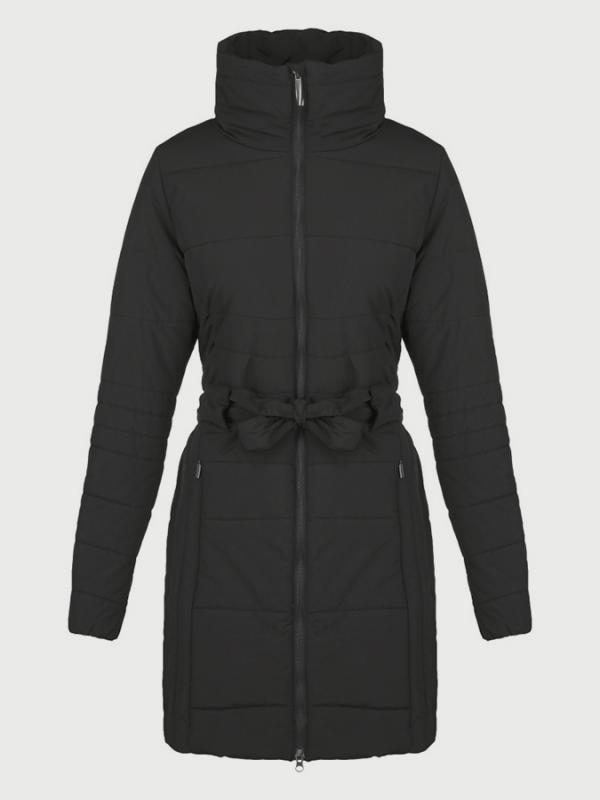Kabát Loap Tudora Černá