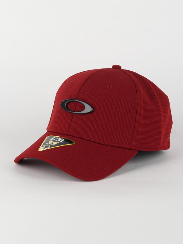 Kšiltovka Oakley Tincan Cap Červená