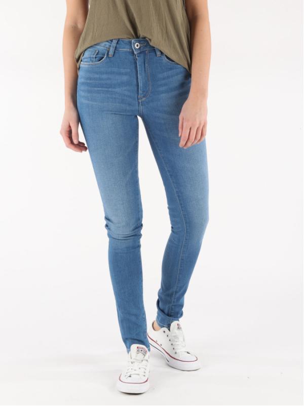 Džíny Pepe Jeans Regent 45YRS Modrá