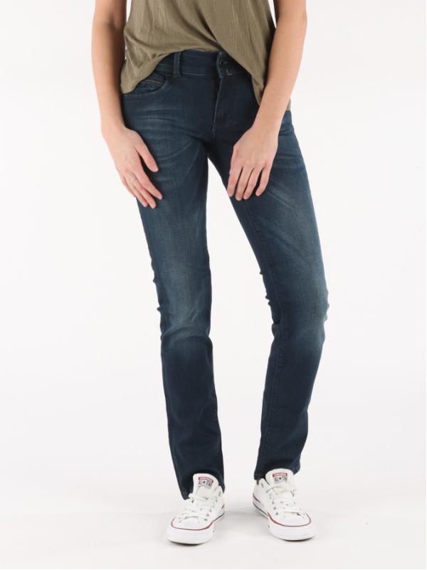 Džíny Pepe Jeans New Brooke Modrá