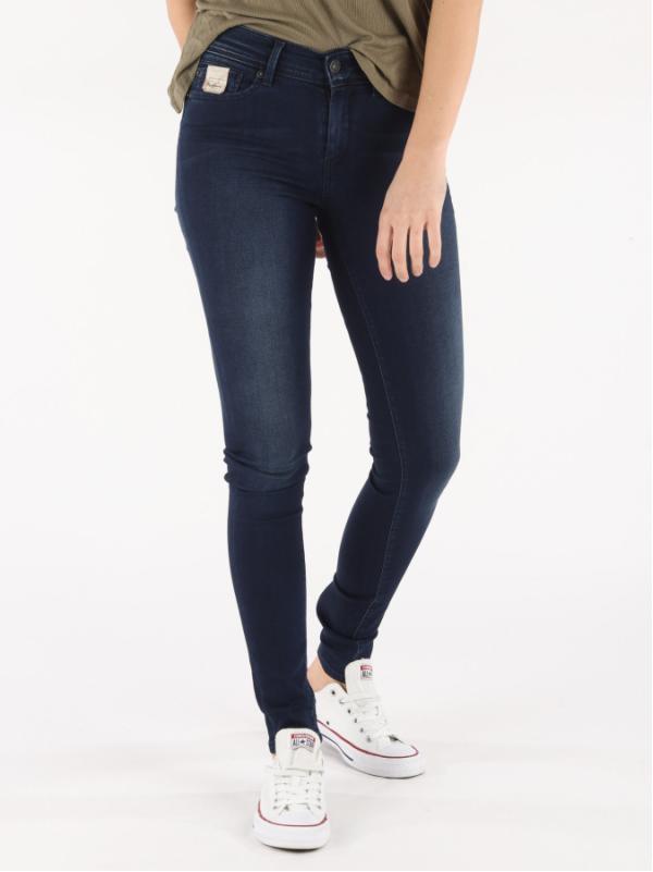 Džíny Pepe Jeans New Elite Modrá