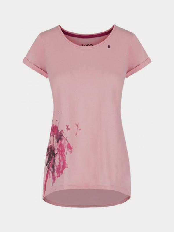 Tričko Loap Aliena Růžová