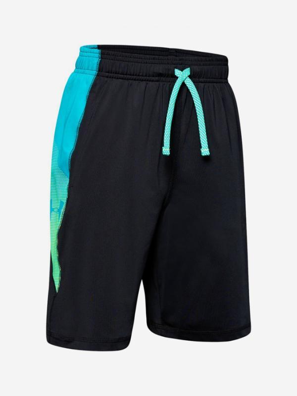 Kraťasy Under Armour Raid Shorts-Blk Černá