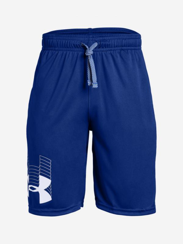 Kraťasy Under Armour Prototype Logo Shorts-Blu Modrá