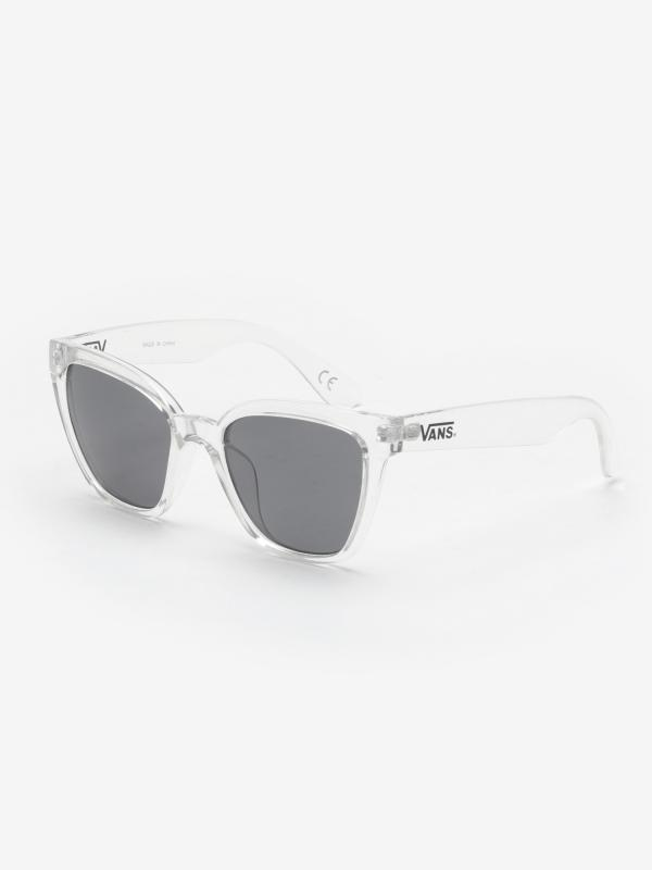 Brýle Vans Wm Hip Cat Sunglasse Clear Bílá