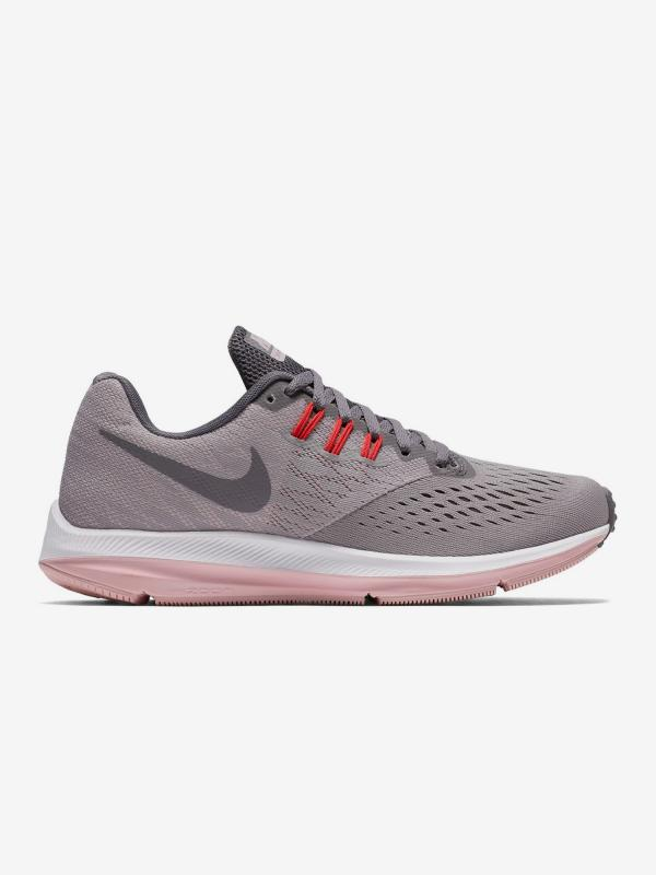 Boty Nike Wmns Zoom Winflo 4 Šedá