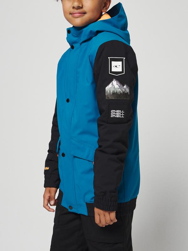 Bunda O´Neill Pb Decode-Bomber Jacket Modrá