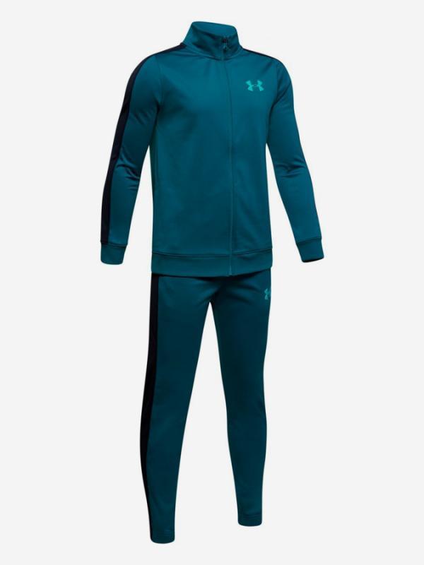 Souprava Under Armour Knit Track Suit-Grn Modrá