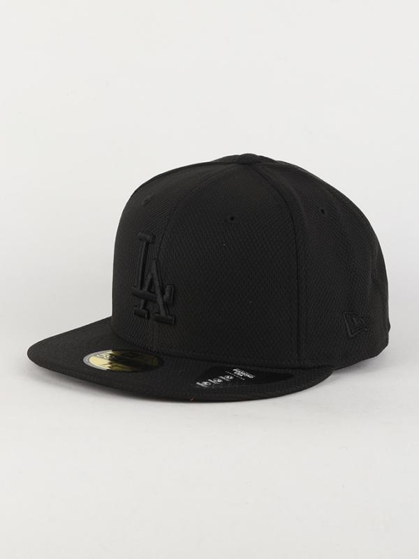 Kšiltovka New Era 5950 MLB Diamond era LOSDOD Černá
