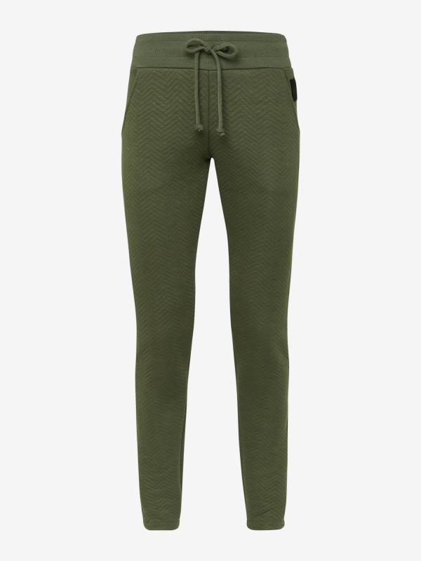 Tepláky O´Neill Lw Quilted Sweatpants Zelená