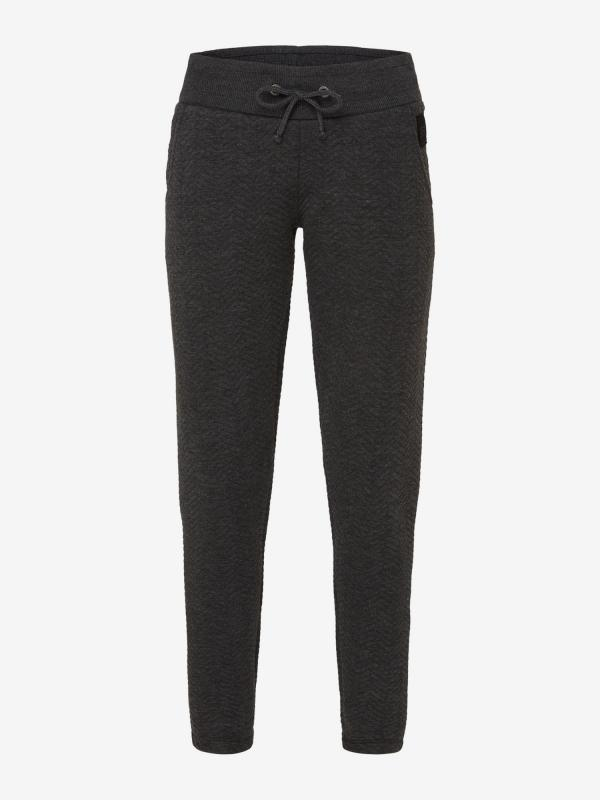 Tepláky O´Neill Lw Quilted Sweatpants Šedá