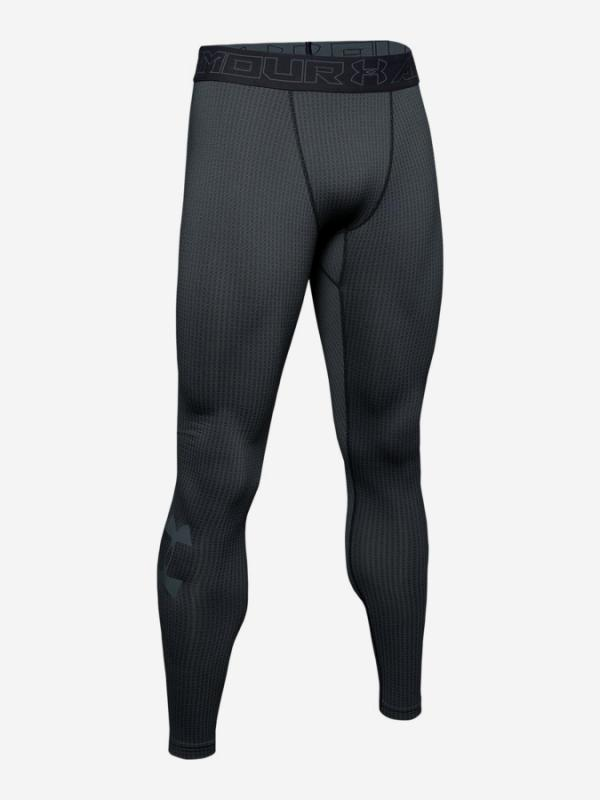 Kompresní legíny Under Armour Cg Legging Novelty-Blk Černá
