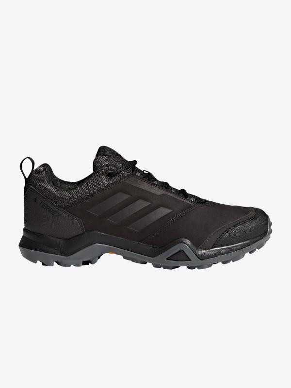 Boty adidas Performance Terrex Brushwood Leather Černá