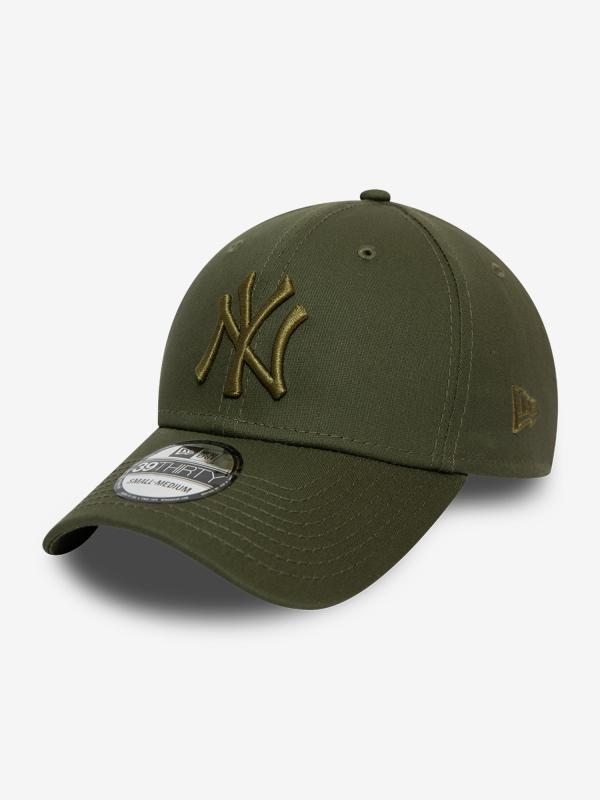 Kšiltovka New Era 3930 MLB League essential NEYYAN Zelená